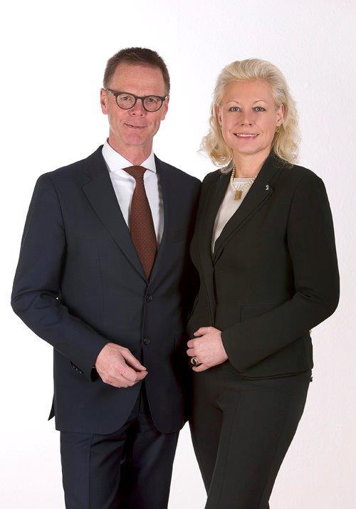 Ralph Sopp und Petra Teipen