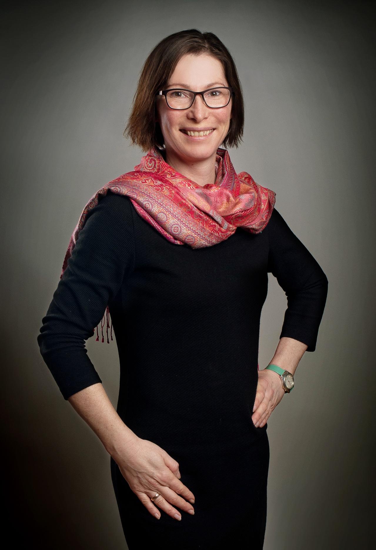 Porträt Astrid Herold