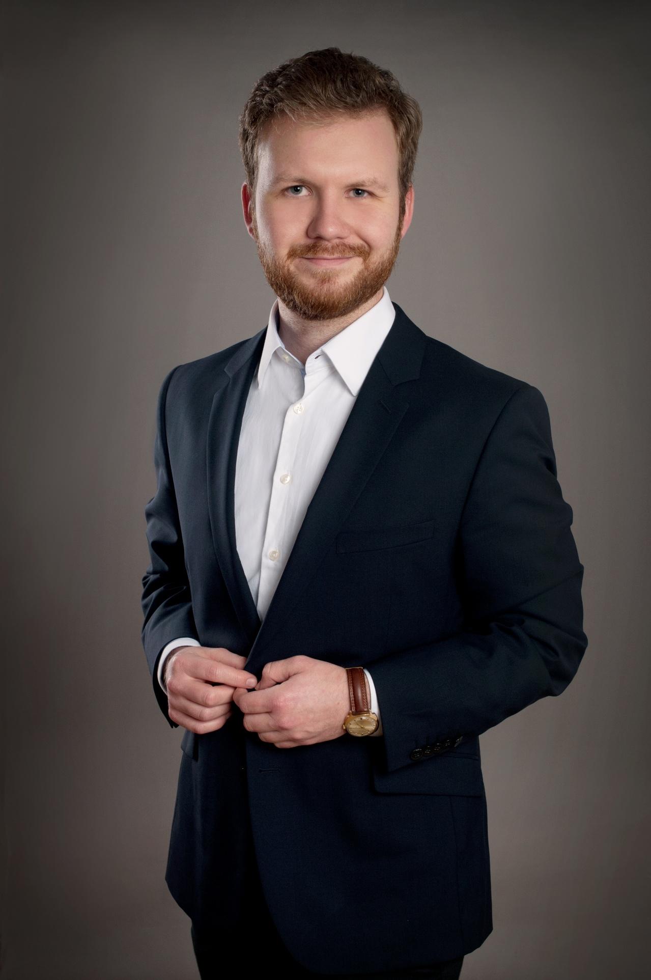 Porträt Alexander Quack